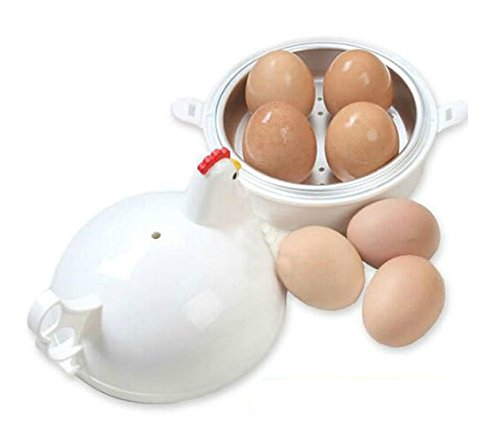 Microwave Hard Boiled Egg front-638064