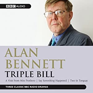 Alan Bennett Radio/TV Program