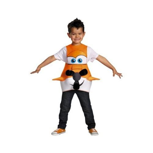 Infant/toddler Disney Planes Dusty Cropper Boys Halloween Costume