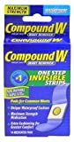 Compound W Wart Remover, Maximum Strength, One Ste...
