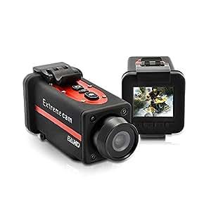 "CAMERA SPORT FULL HD 1080P GRAND ANGLE LCD 1,5"" WATERPROOF - YONIS"