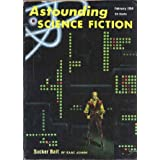 Astounding Science Fiction (February 1954) [Paperback] by Campbell, John W.