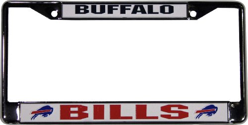 Buffalo Bills Auto Frame (License Plate Frame Buffalo compare prices)