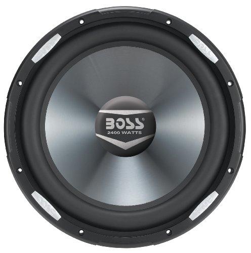 Boss Audio Ar12D Armor 12-Inch 2400-Watt Dual Voice Coil Subwoofer