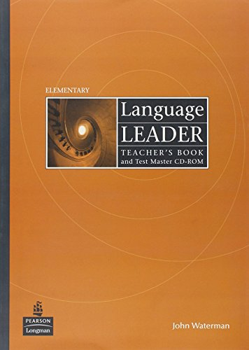 Language Leader Elementary Teacher's Book. With CD-ROM
