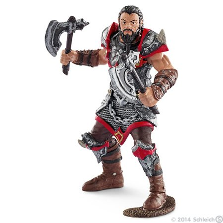 Schleich Dragon Knight Berserk - 1