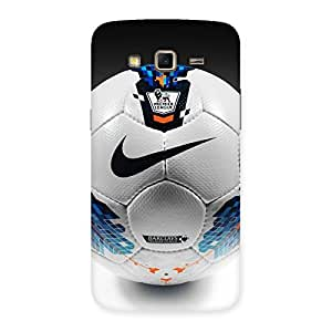 Delighted Soccer Multicolor Back Case Cover for Samsung Galaxy Grand 2