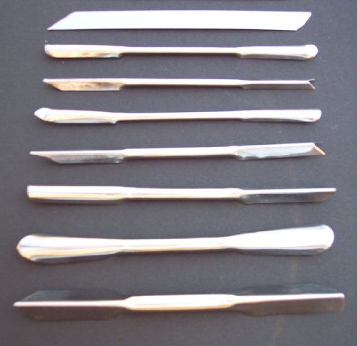 8-piece Fruit and Vegetable Carving Knife Art Design Carve Tool Set by