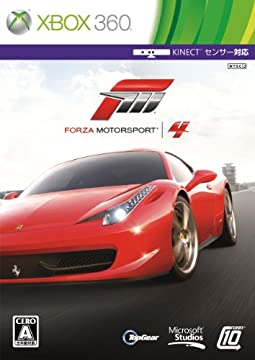 Forza Motorsport 4(通常版) 予約特典「MINI John Cooper Works Clubman」DLカード付き(初回生産分限定:「ボーナス カーパック」同梱)