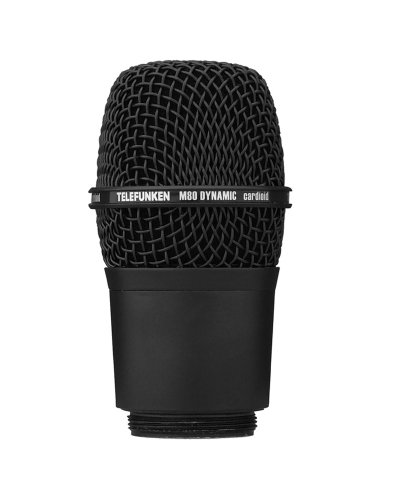 Telefunken M80-Wh | Wireless Microphone Head (Black)