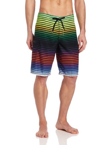 Hurley - Mens Blur Phantom Boardshorts, Size: 29, Color: Multi