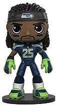 Funko Wobbler: NFL - Richard Sherman Action Figure