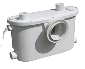 Compact Macerator 3 Way Sanitary Waste Pump For Wc Toilet Ce And Gs Tuv Approved For Extra