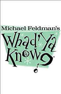 Whad'Ya Know?, Julie Klausner, March 10, 2012 | [Michael Feldman]