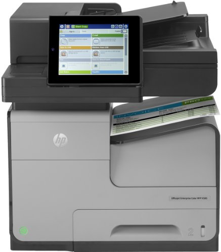 HP Officejet X 585 DN