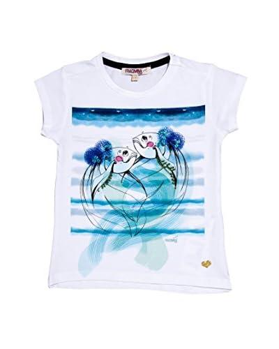 Fracomina Mini Camiseta Manga Corta
