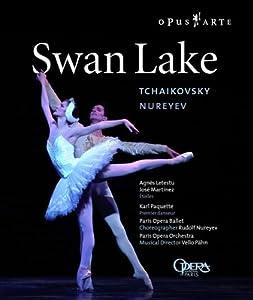 Tschaikowsky - Schwanensee [HD DVD] [Import allemand]