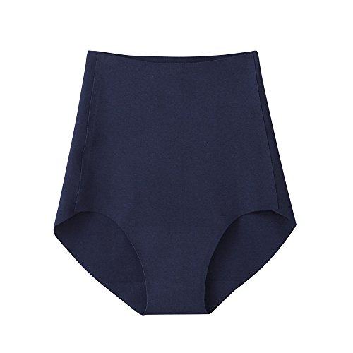 (グンゼ)GUNZE KIREILABO ナチュラルエイジングショーツ 縫い目0 日本製 レギュラーショーツ KL1070A KS インクネービー L