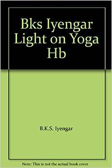 Light on yoga book report