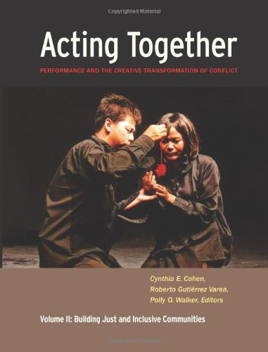 Acting Together: Performance and the Creative...