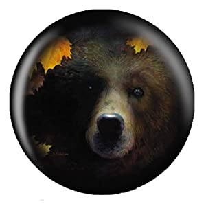 Grizzly Bear Bowling Ball (10lbs)