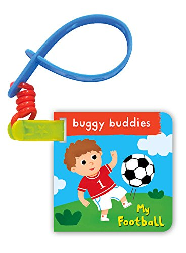 My Football Buggy Buddy: A Crinkly Cloth Book For Babies! front-89083