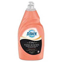 PGC18004 - Olay Hand Renewal Dishwashing Liquid, Olay, Pomegranate Splash, 30oz Bottle