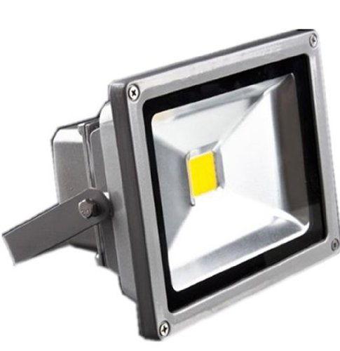 MyStore365 20w LED flood light outdoor lamp white lampe waterproof garden square light at Sears.com