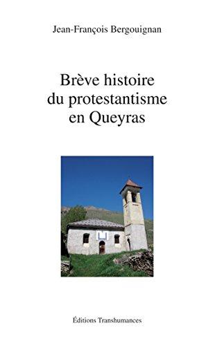 Brève histoire du protestantisme en Queyras