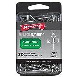 Arrow RLFA3/16IP Long Large Flange Aluminum 3/16-Inch Rivets, 30-Pack by Arrow Fastener
