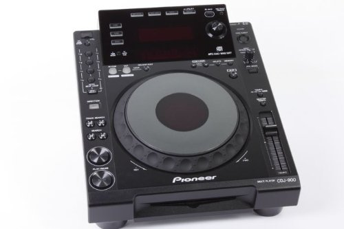 Pioneer CDJ-900 Professional Multi-Player - 21st gift