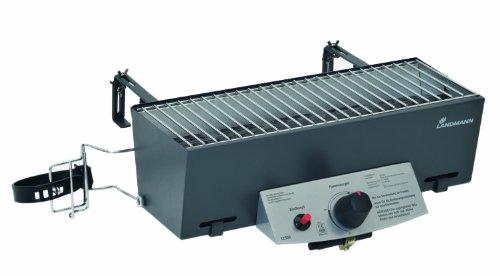 LANDMANN 12900 Gas naturale barbecue e bistecchiera