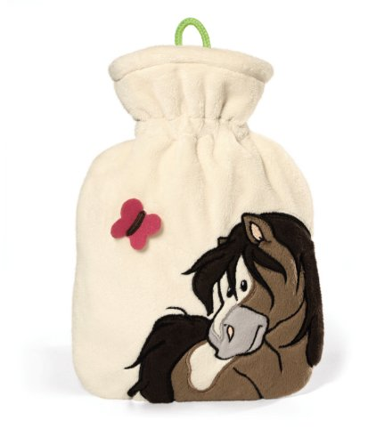 Nici 36149 - Wärmflasche Pony Kapoony, rechteckig, 500 ml