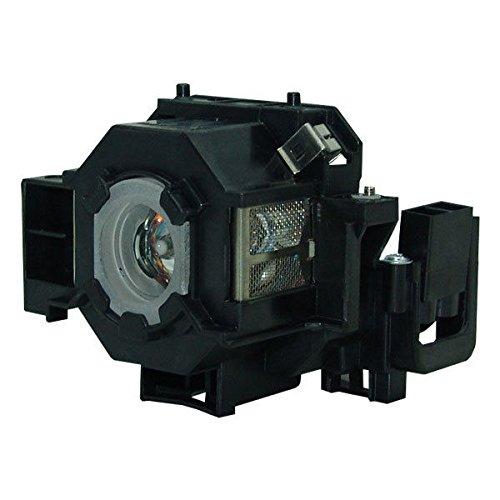 Osram Lampada Alloggiamento per Epson EMP-400W/EMP400W Proiettore DLP LCD lampadina