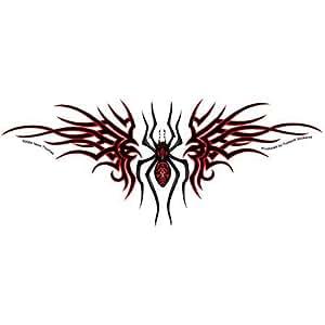 Amazon.com: Nene Thomas - Red Tribal Spider - Sticker
