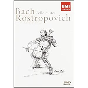 Bach - Cello Suites / Rostropovich