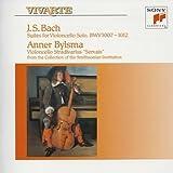 バッハ:無伴奏チェロ組曲(全曲) ビルスマ
