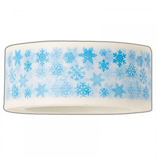 bandes-de-bateaux-docrafts-frozen-blue-snowflakes