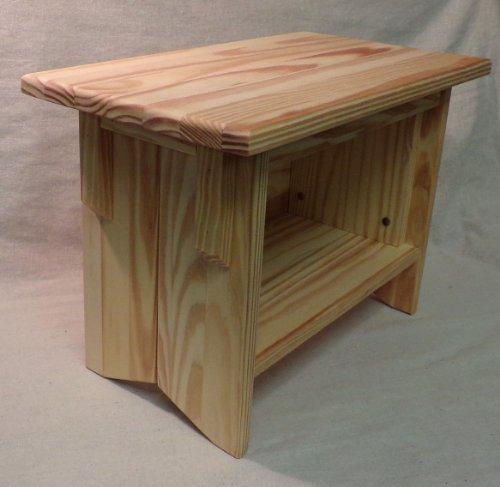 Meditation Altars For Sale: Deluxe! Small ALTAR W/ Shrine 'Nook' Shelf: Solid Pine
