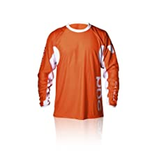 POC 52113 Gentlemen orange (Size: M) Downhill Jersey