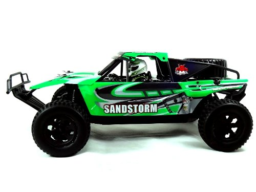 Baja Buggy ~ Electric RC ~ 1/10 Scale ~ Ready To Run ~ By Redcat Racing ~ GREEN