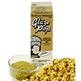 Gold Medal Frosted Caramel Popcorn Glaze Mix 28 oz (Color: Caramel colour and flavour, Tamaño: 28oz)