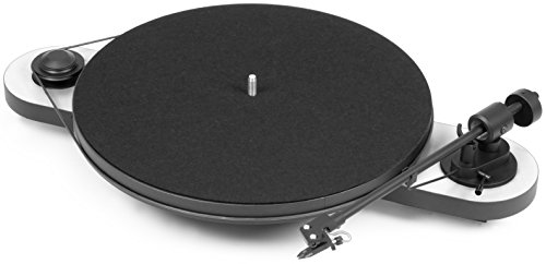 Pro-Ject Elemental Turntable (White) (Turntable Elemental compare prices)