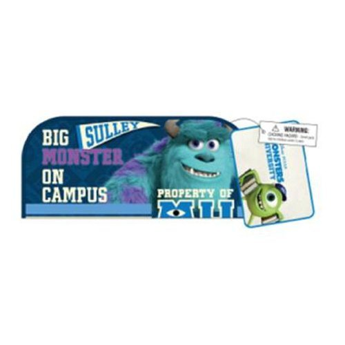 Disney Pixar Monsters University Pencil Pouch Case