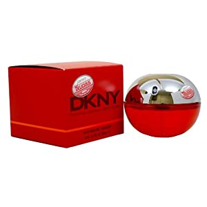 Dkny Red Delicious By Donna Karan For Women, Eau De Parfum Spray, 3.4-Ounce Bottle