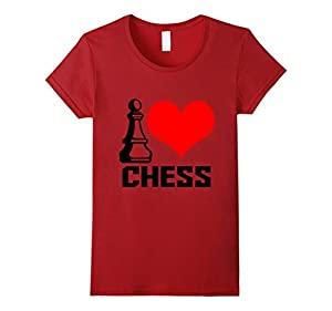 I Love Chess T-Shirt