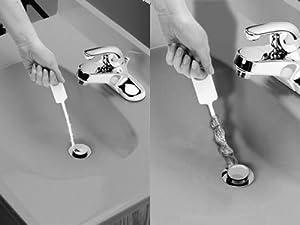 zip it block sink bath drain opener kitchen home. Black Bedroom Furniture Sets. Home Design Ideas