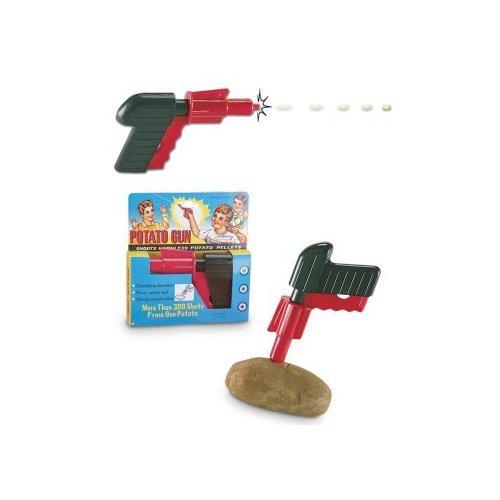 12 Potato Guns - One Dozen Spud Shooters - Shoots Potato Pellets (Spud Gun compare prices)