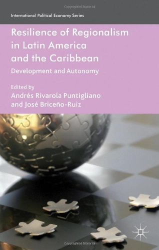 Resilience of Regionalism in Latin America and the Caribbean: Development and Autonomy (International Political Economy