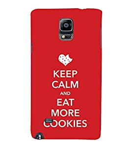 Ebby Premium Printed Mobile Back Case Cover With Full protection For SAMSUNG GALAXY NOTE EDGE / SAMSUNG GALAXY NOTE 4 EDGE (Designer Case)